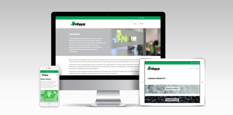 Frilvam's new website is officially online