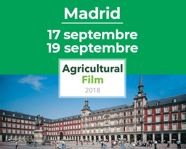 Frilvam à l'Agricultural Film 2018