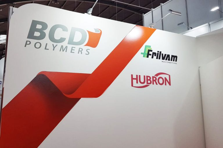 Frilvam together with BCD at Plastpol 2019