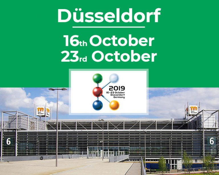 K 2019 Düsseldorf: the top trade fair for plastics, Frilvam is present and willing!