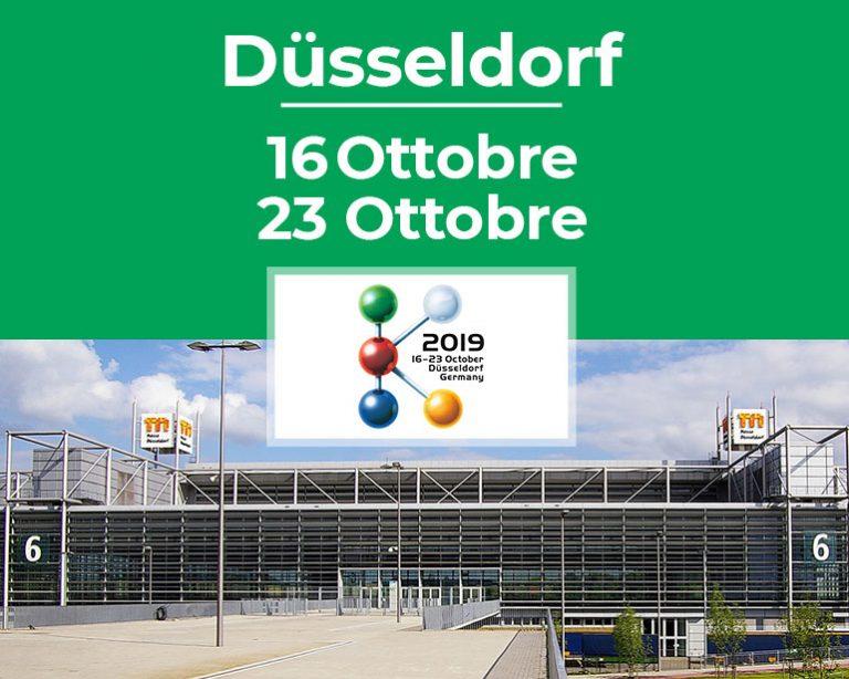 K 2019 Düsseldorf: la più importante fiera della plastica, Frilvam c'è!