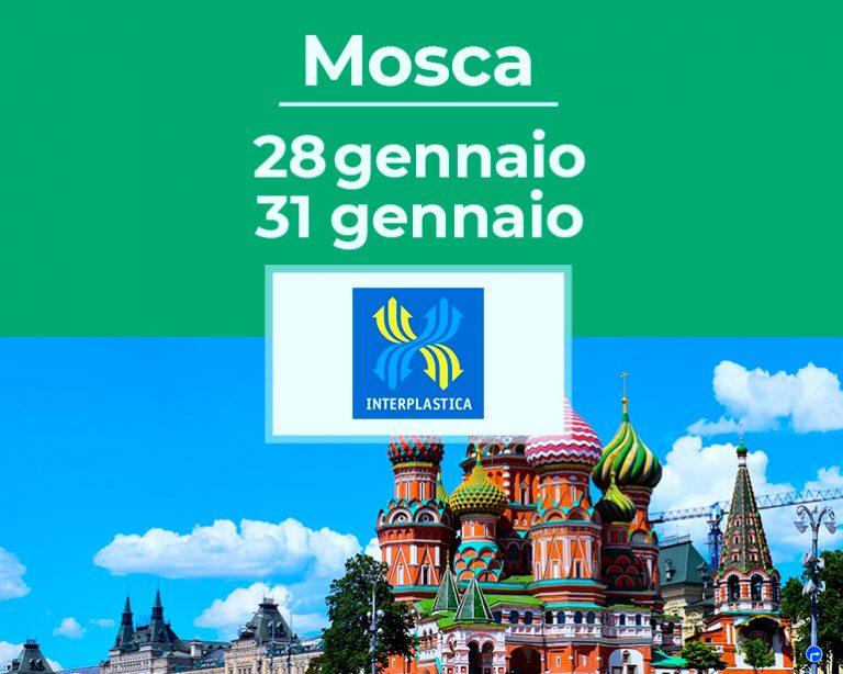 Frilvam in Russia alla Interplastica Moscow 2020