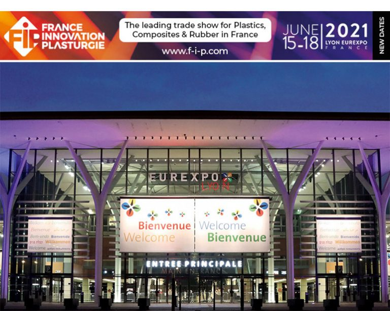 FIP – France Innovation Plasturgie – Postponed to 2021